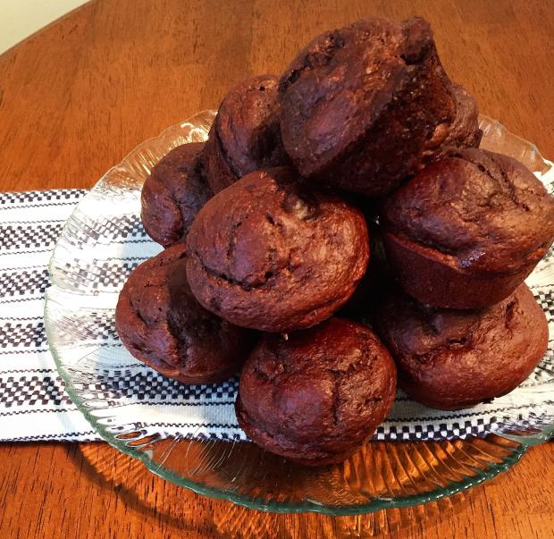 choco muffins